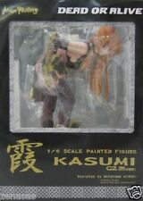 Used DEAD OR ALIVE Kasumi C2 black ver. 1:6 Max Factory Painted