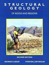 Structural Geology of Rocks and Regions, 2nd Edition, George H. Davis, Stephen J