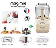 Magimix: Le Micro- bianco  mini tritatutto-cutter-robot-preparatore