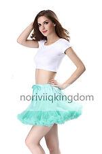 Wom Underskirt/50s Petticoat Vintage Tutu Petticoat/Rockabilly Fancy Prom Skirt