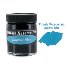 Private Reserve Ink Fountain Pen Bottled Ink, 50ml, Daphne Blue