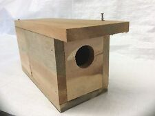 QTY 2/BIRD HOUSE KITS/ /2 DIY BIRDHOUSE/CRAFTS/KIDS-FAMILY PROJECT/PAINT/BUILD