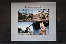 Dinosaurier 09 prehistoric animals Urzeittiere Tyranno Rex ** MNH Congo 2011