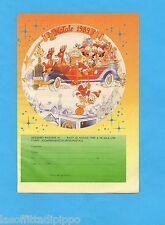 TOP989-PUBBLICITA'/ADVERTISING-1989- TOPOLINO - PIATTO DI NATALE 1989 G.SCALA