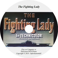 The Fighting Lady Film Video on DVD World War II History