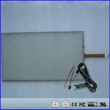 15.6inch 359x212mm 5Wire Resistive Touch Screen Panel USB kit for 15.6 monitor
