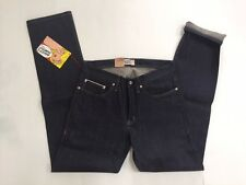 Naked & Famous Men Jeans 017673 Weird Guy Organic Vegan Selvedge Denim size 32