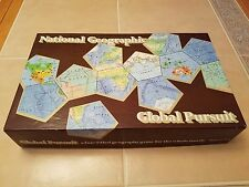 National Geographic Global Pursuit U.S.A. 1987