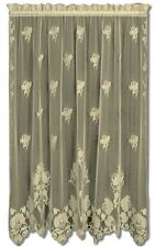 """Heritage lace Windsor Panel  60""""x 84"""" - Gold."""