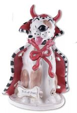 Blue Sky Clayworks Devil Dog Halloween by Heather Goldminc Tea-light New