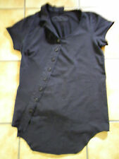 Rundholz black Label,Kurzarm-Shirt/Tunika,asym.,Gr.XL,neu,Lagenlook,Traumteil