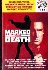 Marked for Death  Original Soundtrack CASSETTE TAPE 1990 STEVEN SEAGAL