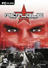 Republic: the revolution, pc cd-rom jeu.