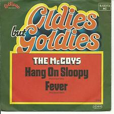 7'McCoys   Hang on Sloopy/Fever  60's BEAT GOLD/Oldies but Goldies