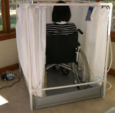 Portable Shower Stall | Wheelchair-accessible | Mobile Shower Stalls