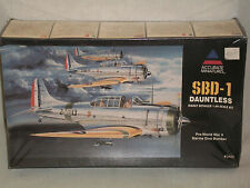 Accurate Miniatures 1/48 Scale SBD-1 Dauntless - Factory Sealed
