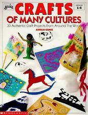 Crafts of Many Cultures (Grades 1-6), Gomez, Aurelia, Good Book
