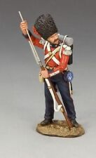 KING & COUNTRY CRIMEAN WAR CRW032 BRITISH COLDSTREAM GUARD STANDING LOADING MIB