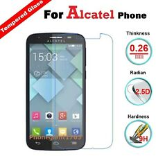 Premium Tempered Glass Screen Protector For Alcatel One Touch POP 3 (5.5) - 5054