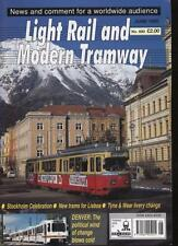 LIGHT RAIL AND MODERN TRAMWAY MAGAZINE - June 1995 - Vol. 58 - No. 690