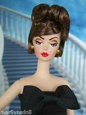 Stunning Brownette Movie Star OOAK Silkstone Barbie WOW ! by Marilyn S