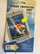 Screen Guard Protector in Clear for Nokia C6-00 SCG4470. Brand New & Sealed pack
