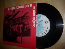 UNDERGROUND ARROWS PHZM-7 MOD REVIVAL 79 SECRET AFFAIR LAMBRETTAS KILLERMETERS