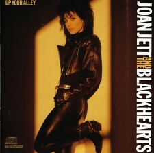 Up Your Alley - Joan & The Blackhearts Jett (1988, CD NEUF)