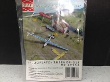 HO 1/87 Busch # 49954 Airport Vehicle Accessory Kit