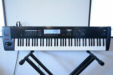 Korg TR-76 TR76 76Key Workstation/Controller Synthesizer Keyboard w/ EXB-SMPL