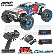 Team Associated 20511C RIVAL 1/8 Brushless Truck RTR w/ Lipo Batteries & Charger