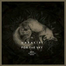 Harakiri for the sky - Aokigahara Gatefold Double LP GOLD Vinyl (Anomalie, Karg)