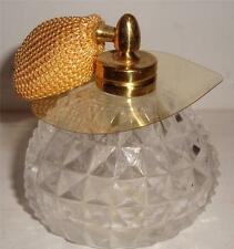 VINTAGE PERFUME ATOMIZER BOTTLE MADE IN JAPAN I.W. RICE CO
