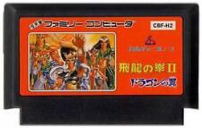 HIRYU NO KEN II 2 FAMICOM ROM 8bit games