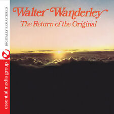 Return Of Original - Walter Wanderley (2014, CD NEU)