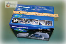 Panasonic 360 Freestyle Cordless Iron Blue NIWL600A NEW