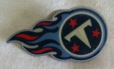 metal TN TITANS NFL football team pin