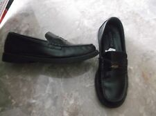 Size 6 W WIDE Leather Nice Boys Sperry Shoes! Great for School & Casual Wear!
