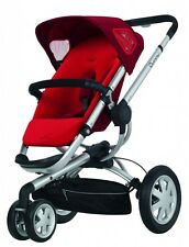 Quinny 2015 Buzz Xtra 2.0 Stroller Red Rumor New!! Open Box!!
