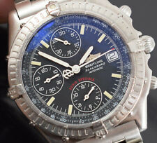 BREITLING BLACKBIRD CHRONOMAT A13350 BOX/PAPERS/WARRANTY 2005YR