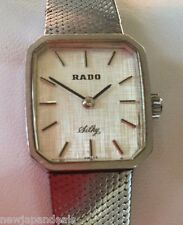- Authentic Pre-owned Antique Rado Silky Hand Winding Watch for Women