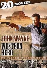 John Wayne: Western Hero - 20 Movie Coll DVD