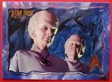 "STAR TREK TOS 50th Anniversary - ""THE CAGE"" - GOLD FOIL Chase Card #21"