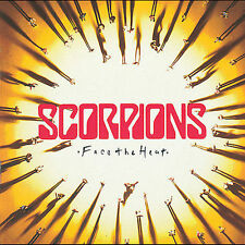 Scorpions: Face the Heat (CD, Universal Special Products)