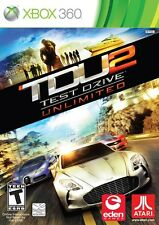 Test Drive Unlimited 2 - Xbox 360 Game