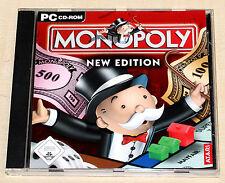 PC SPIEL MONOPOLY NEW EDITION - NEUWERTIG