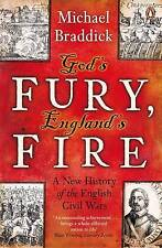 God's Fury, England's Fire: A New History of the English Civil Wars-ExLibrary