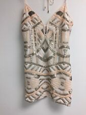 Free People Harper Sequin Shift Mini Dress (XS) - Sold Out in Stores!
