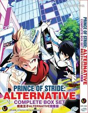 DVD Japan Anime PRINCE OF STRIDE: Alternative Complete Series (1-12 End) Eng Sub