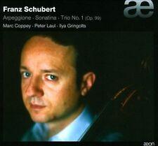 Arpeggione Sonatina & Trio Op 99 D898, New Music